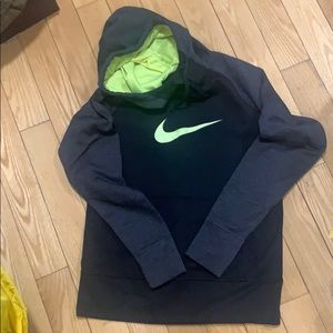 Woman Nike Hooded